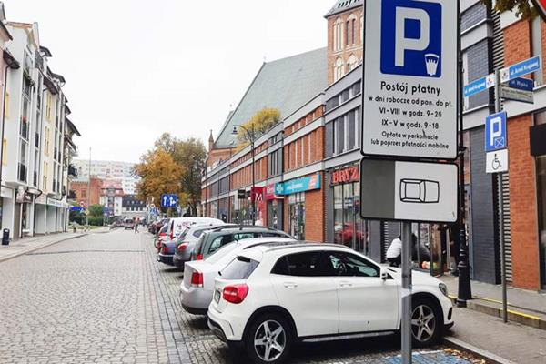 Płatne parkowanie w Kołobrzegu w prokuraturze