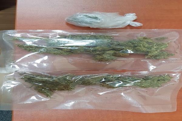 Złapany z kilkoma gramami narkotyków w Kołobrzegu